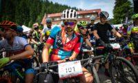 Cyklistický závod Bike Valachy v Karlovicích