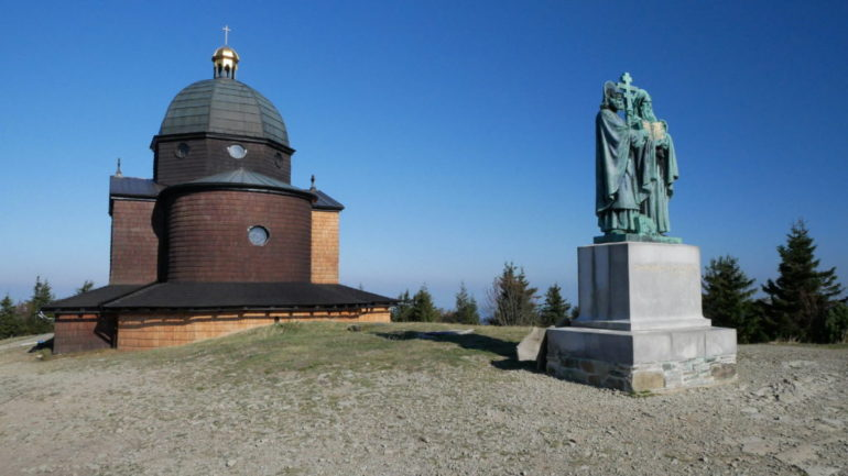 Zvonečkový jarmark v Rožnově a Cyrilometodějská pouť na Radhošti