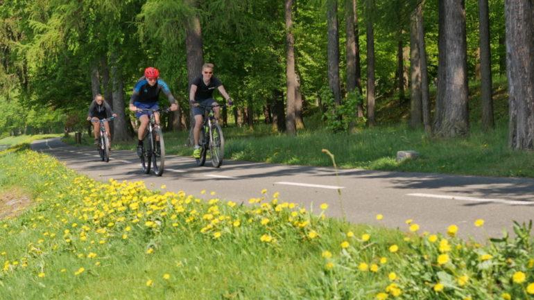 Ogárkovy cyklotrasy – cyklotrasa č.2