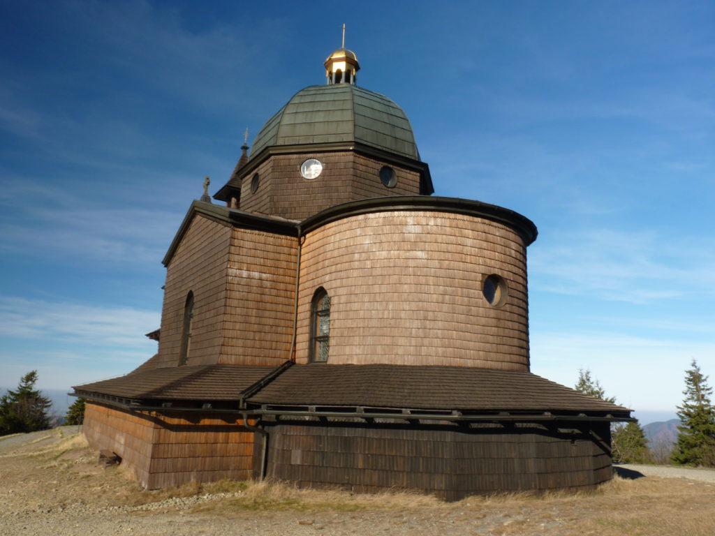 Kaple na Radhošti