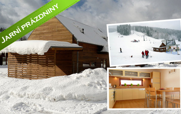 Zimní dovolená s lyžováním v Beskydech