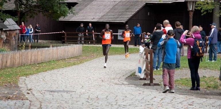 Běh rodným krajem olympijského vítěze Emila Zátopka