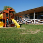 Camping Rožnov - letní dovolená