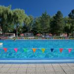 Camping Rožnov -bazén