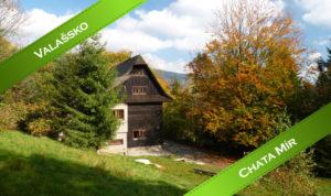 Letní dovolená na horské chatě Mír