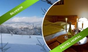 Silvestrovský pobyt na Valašsku v hotelu Horal