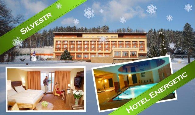 Silvestrovský pobyt v hotelu Energetic