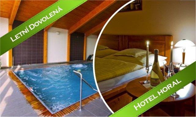 Letní dovolená v hotelu Horal s bazénem zdarma!
