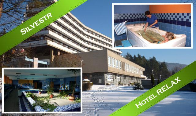 Silvestrovský pobyt v hotelu Relax