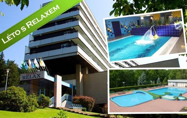 Dovolená v Beskydech na hotelu Relax s vnitřním i venkovním bazénem