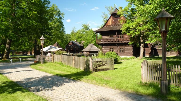 Volný vstup do všech areálů Valašského muzea