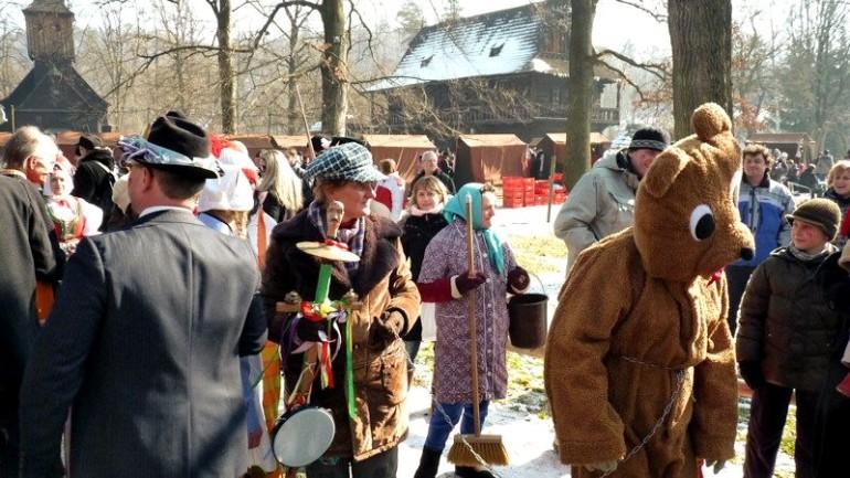 Nenechte si ujít letošní masopust ve Valašském muzeu
