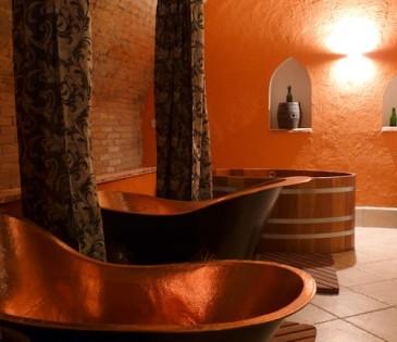 Rožnovské pivní lázně