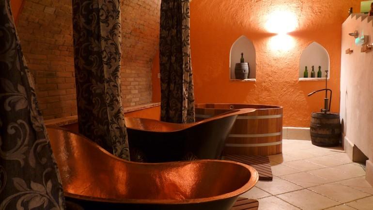 Rožnovské pivní lázně, rožnovský pivovar