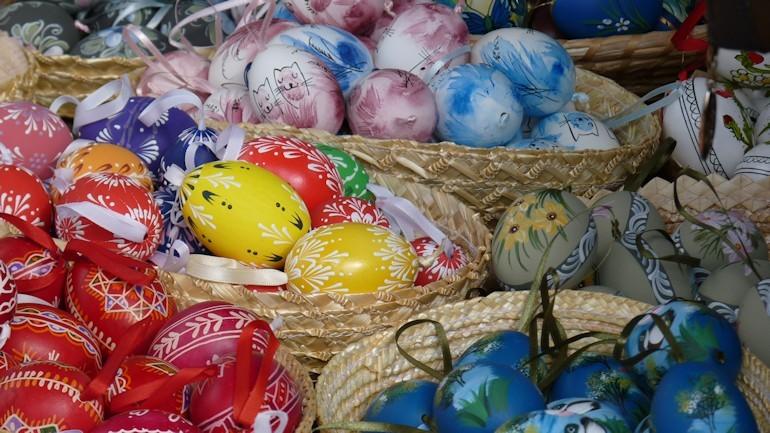 Velikonoční program Valašského muzea v přírodě